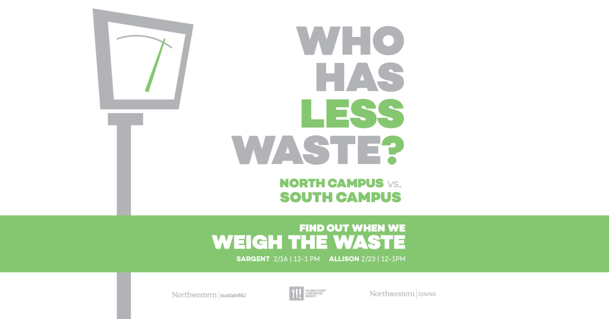 5 Ways To Reduce Your Dining Hall Waste